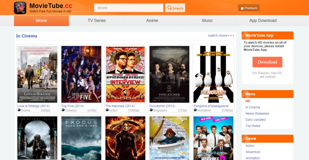MovieTube-Tanulj nyelvet filmekkel