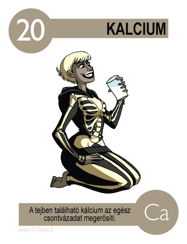kálcium