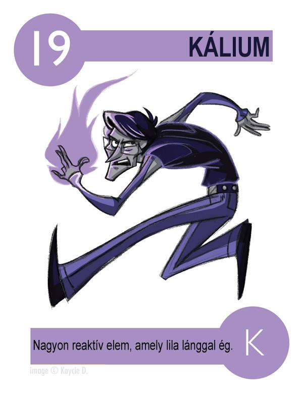 kálium