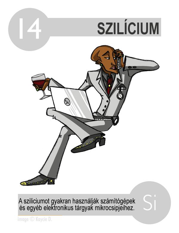 szilícium