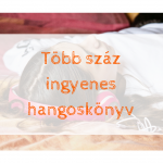 Több száz ingyenes hangoskönyv (nem csak magyarul)