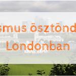 Interjú egy Erasmus ösztöndíjjal Angliában járt diákkal